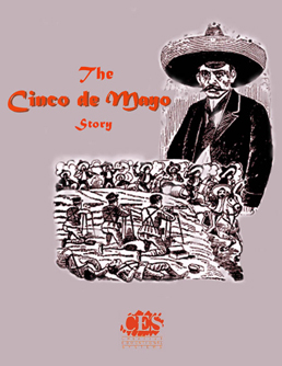 The Cinco de Maio Story 5th grade play script cover