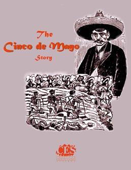 The Battle of Puebla play script of Cinco de Mayo cover