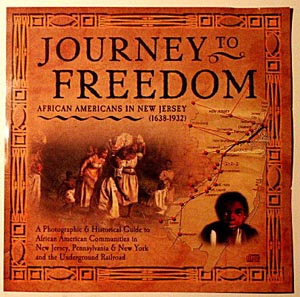 history of black slavery in the United States CD ROM cover