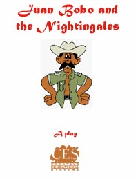 Juan Bobo and the Nightingales Junior High School play script cover