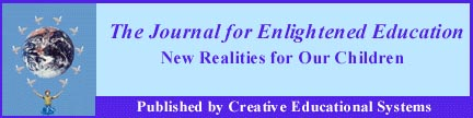 logo of enlightened education newsletter for creative educational systems