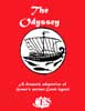 The Odyssey by Homer epic poem and play script cover