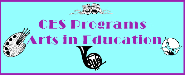 creative educational systems arts in education programs logo