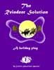Reindeer Solution Christmas play script cover
