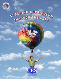 Teaching Curriculum Through the Arts book cover
