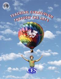 Teaching Curriculum Through the Arts book cover